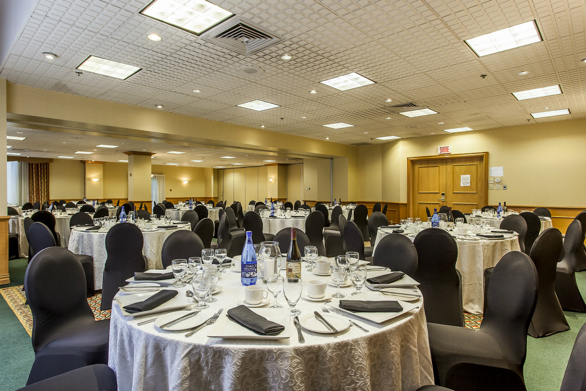 Event Facilities in Downtown Montreal
