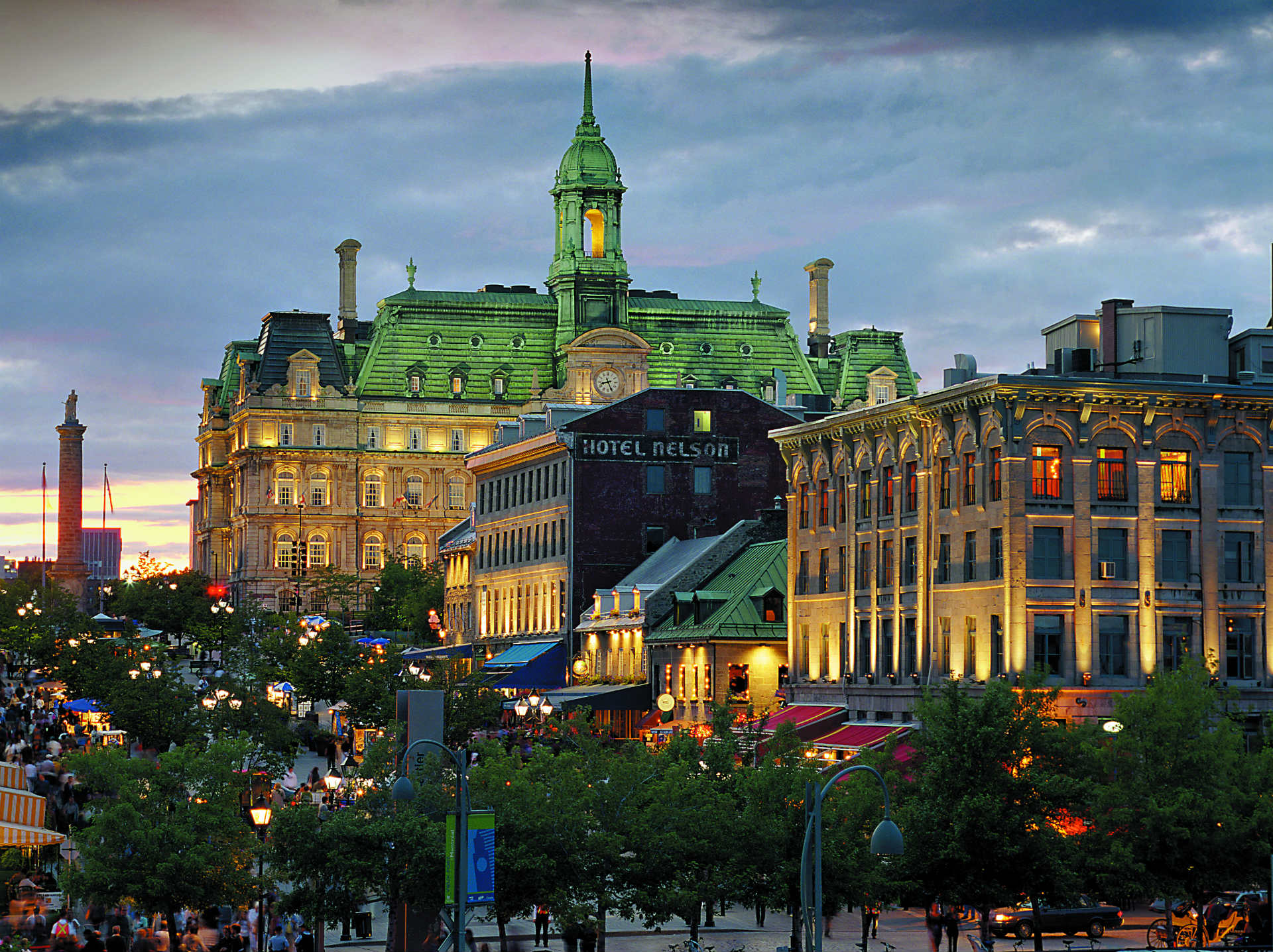 Best Hotels In Montreal Old Town